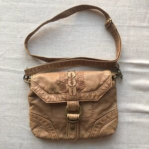 NWOT Converse One Star   Brown Crossbody bag
